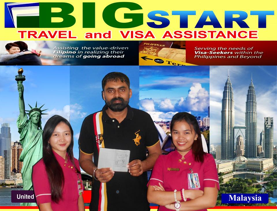 Malaysia Visa Grant Foreign Applicant Bigstart Travel